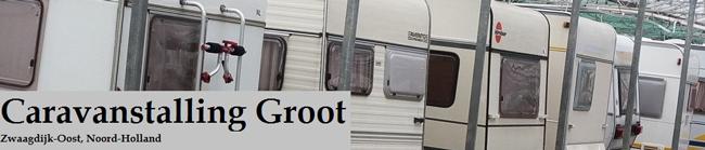 Caravanstalling Groot